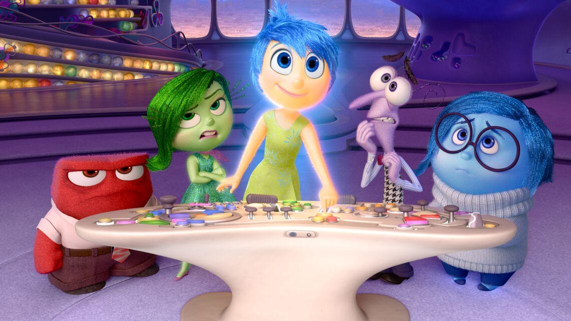 Vice-Versa: Pixar joue avec nos émotions
