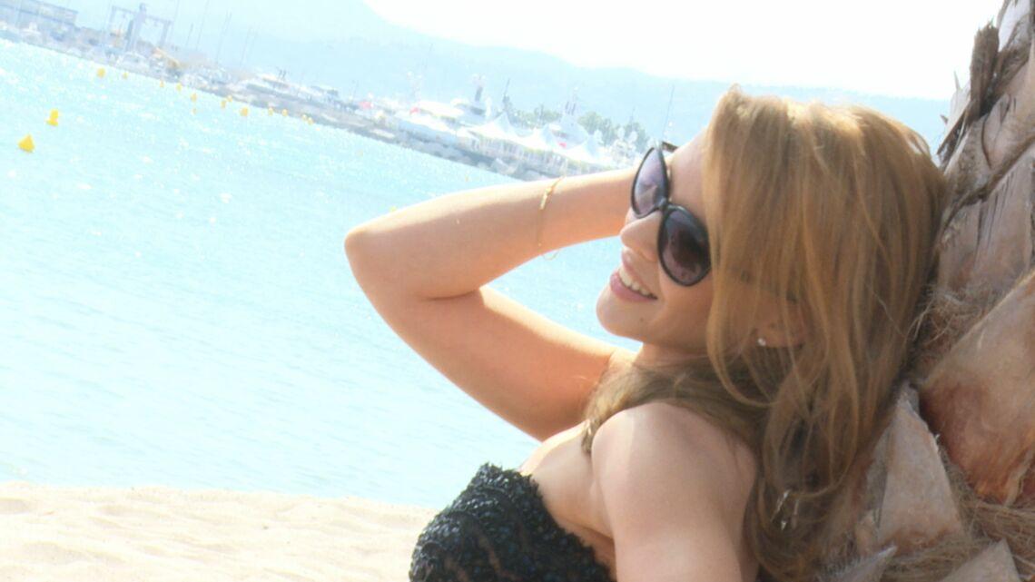 Cannes 2014– Kylie Minogue, diva du bord de mer