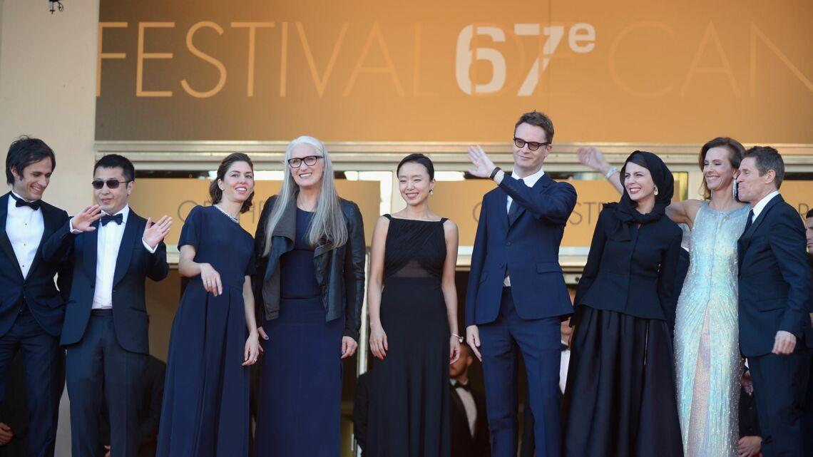Cannes 2014– Le jury de Jane Campion clôt le Festival