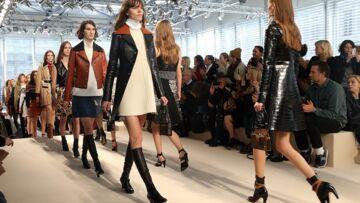 Vidéo – Mix and match de matières et d'imprimés chez Louis Vuitton