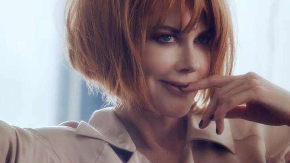 Vidéo – Nicole Kidman rousse incendiaire
