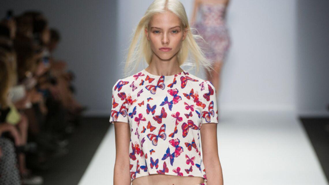 Vidéo Fashion Week – Les school-girl déjantées de Vanessa Bruno