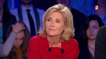 VIDEO – Le clin d'oeil complice de Claire Chazal à son ex Philippe Torreton