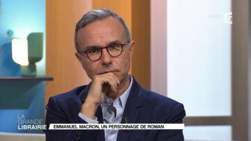 """VIDEO – """"Emmanuel Macron gérontophile"""": Philippe Besson cartonne Eric Brunet"""