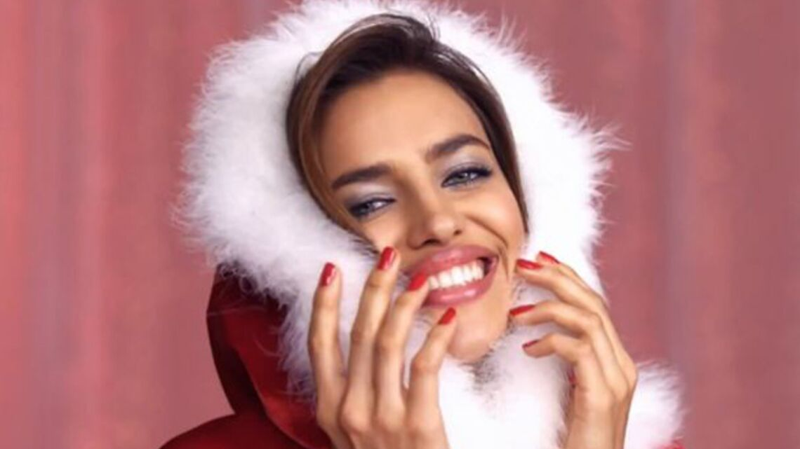 Vidéo- Irina Shayk sexy mère Noël