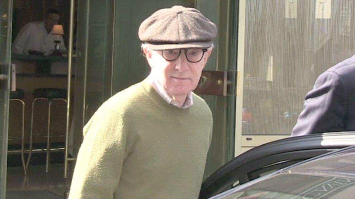 Vidéo- Woody Allen, son amour c'est Paris
