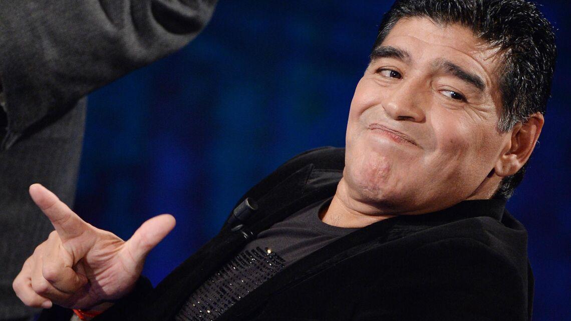 Diego Maradona, la gifle de Dieu
