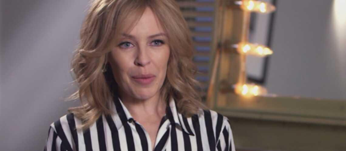 Exclu vidéo- Kylie Minogue revient sur sa maladie