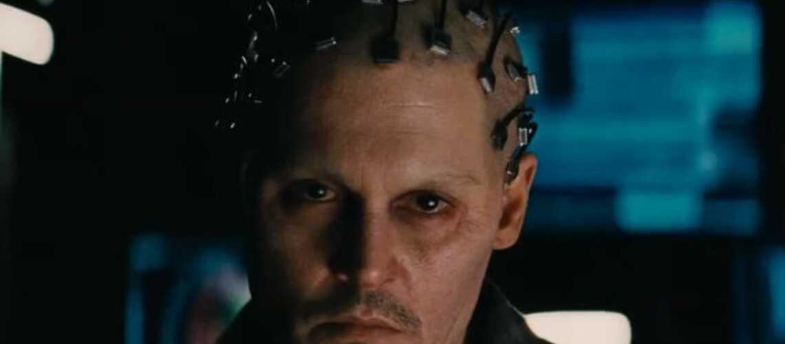 Johnny Depp repousse les limites dans Transcendence