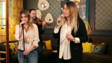 VIDEO – Revivez le live de Chimène Badi et Julie Zenatti dans l'appart' Gala