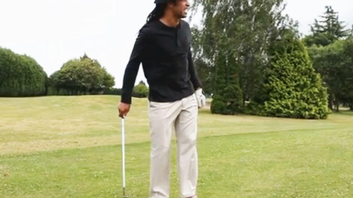 Vidéo- Yannick Noah, nouveau génie du golf?