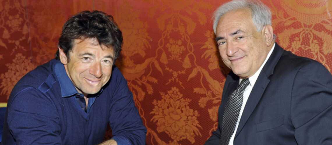 Patrick Bruel espère le retour de son ami Dominique Strauss-Kahn