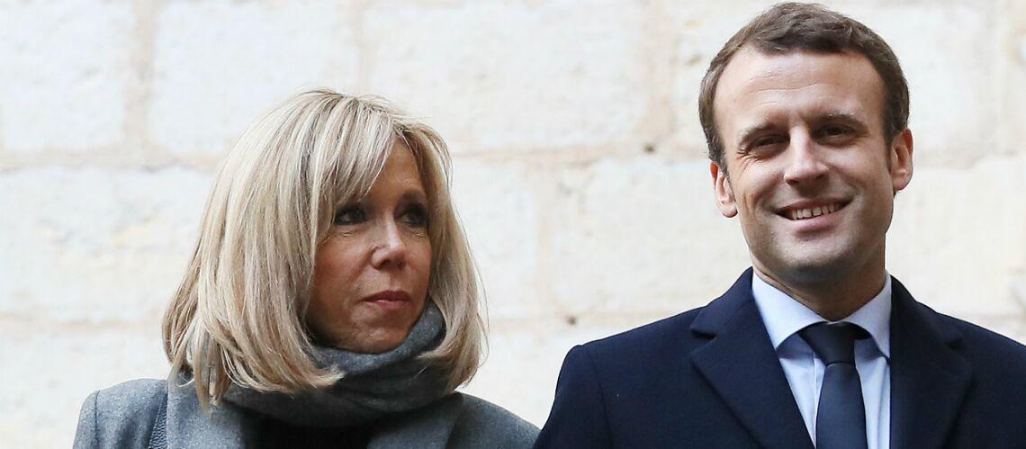 La mère d´Emmanuel Macron pensait que son fils sortait avec la fille de Brigitte Trogneux