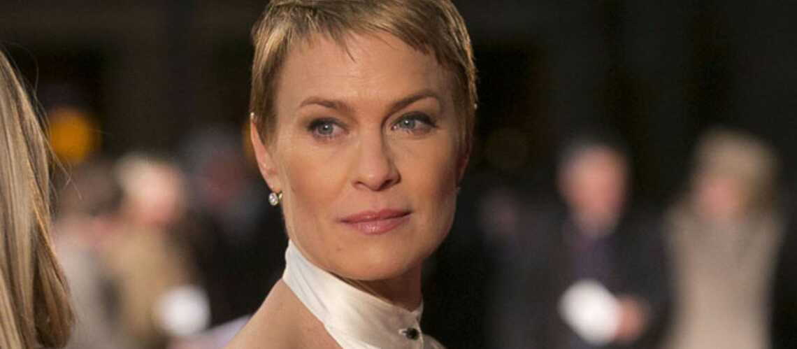 Robin Wright joue les cougars