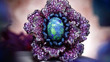 Chopard: les opales en majesté