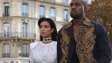 """PHOTO – Kim Kardashian ne se sent plus en sécurité """"sans Kanye West"""""""