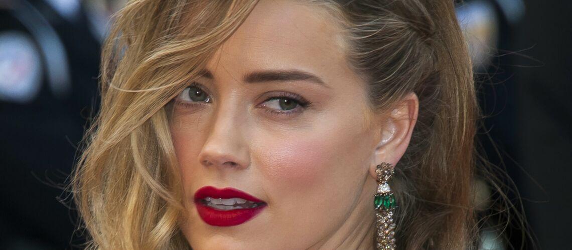Amber Heard une jeune belle-mère qui a la cote avec les enfants de ses compagnons