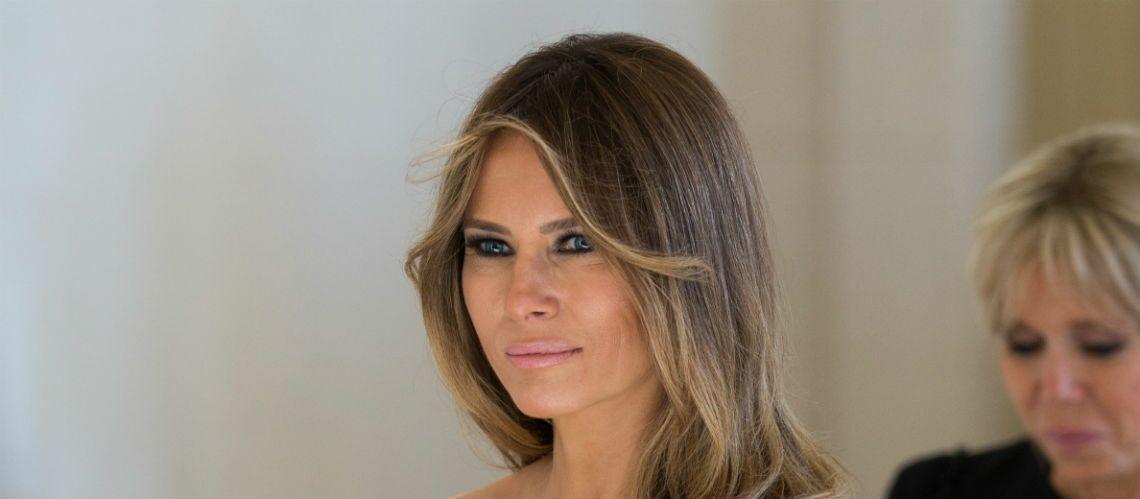 Les détails du déménagement de Melania Trump à la Maison Blanche