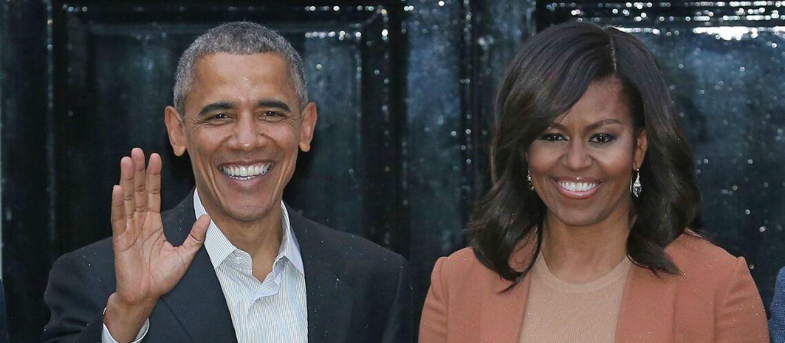 Michelle et Barack Obama décrochent un contrat d'édition mirobolant pour écrire leurs mémoires