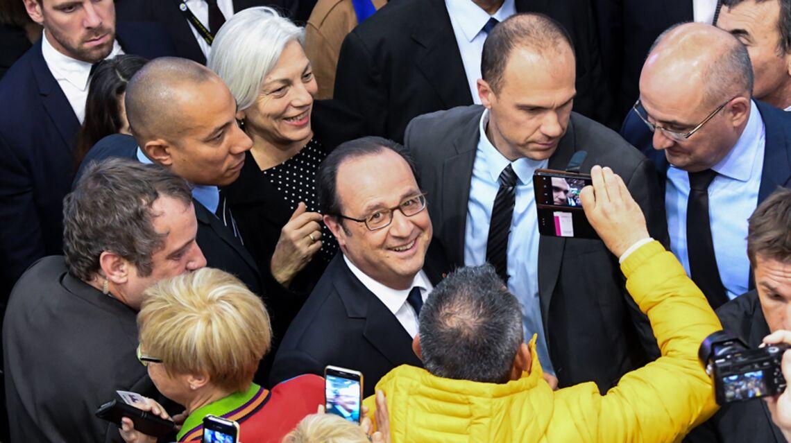 VIDEO – François Hollande: pourquoi il ne tombe jamais malade malgré toutes les mains qu'il serre