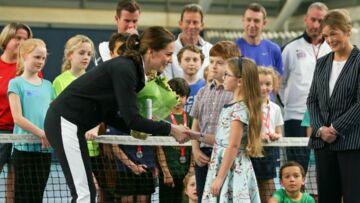 Kate Middleton enceinte de 3 mois lâche quelques confidences sur baby George