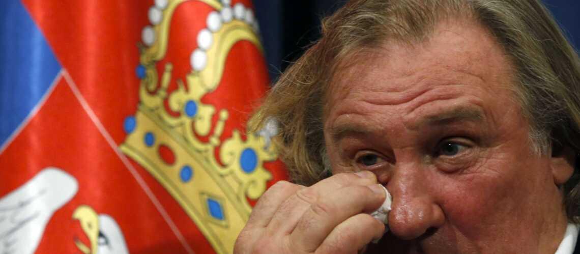 Gérard Depardieu, les déboires de son bar à vin