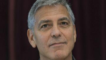 George Clooney publie un poème… contre Donald Trump