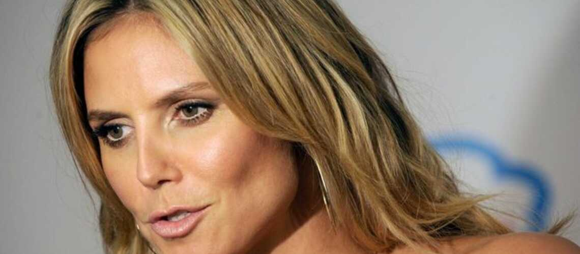 Heidi Klum est de nouveau «heureuse»