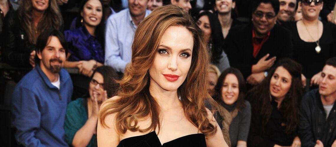 Angelina Jolie, de jeune femme rebelle à maman glamour