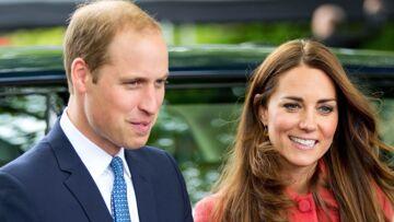 Kate et William, eux aussi prennent le train