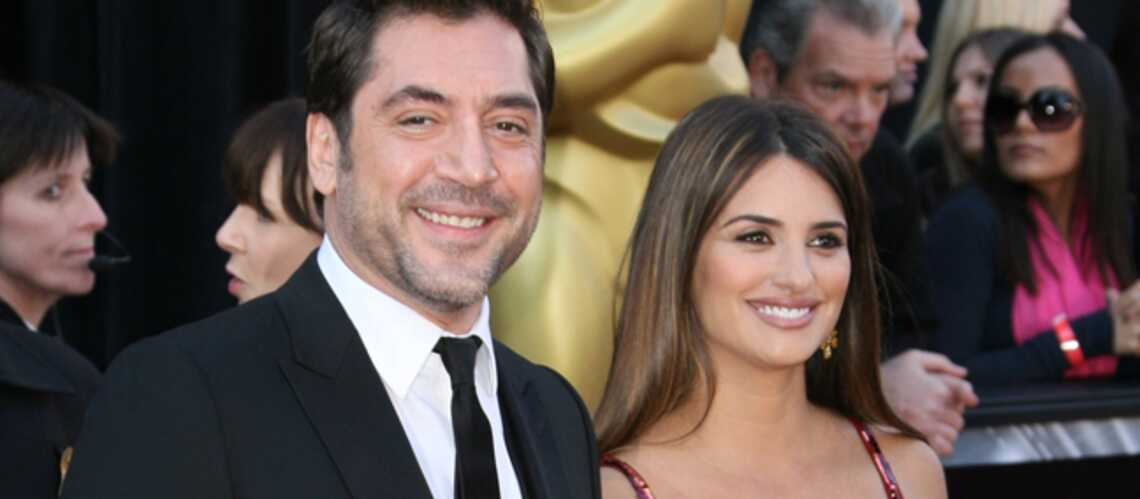 Penélope Cruz et Javier Bardem: leur fille s'appelle Luna