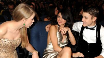 Justin Bieber s'allie contre Taylor Swift