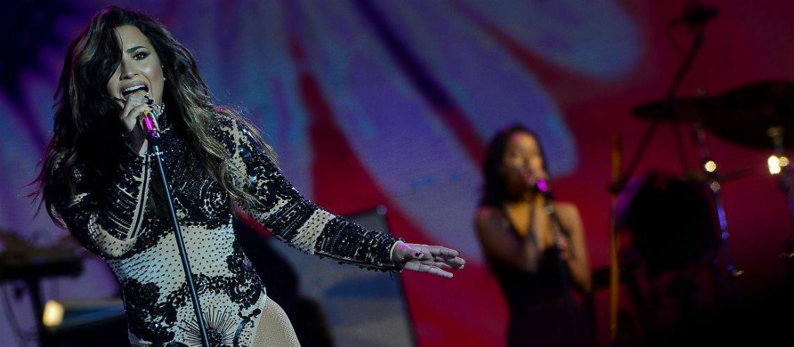 PHOTO – Demi Lovato, chouchoute de Neymar, la jeune femme affole la toile avec une photo sexy