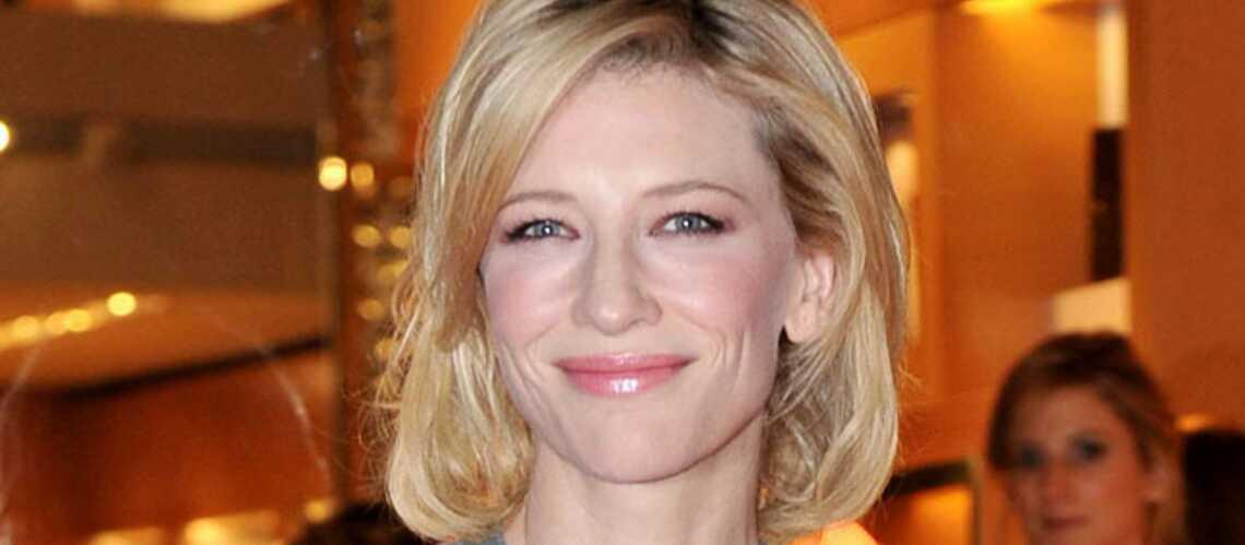 Cate Blanchett, Chevalier des Arts et des Lettres