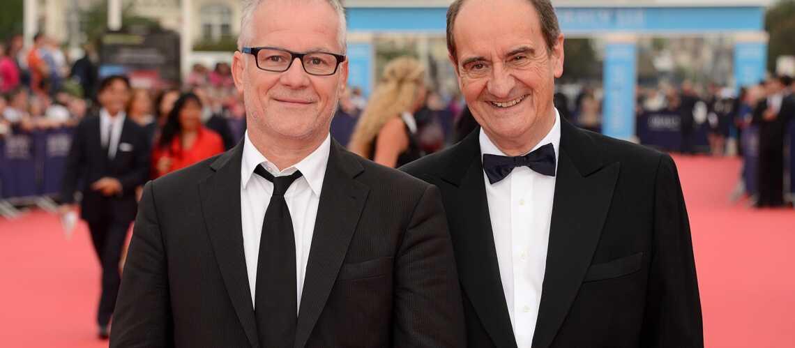 Thierry Frémaux et Pierre Lescure dessinent le nouveau Cannes