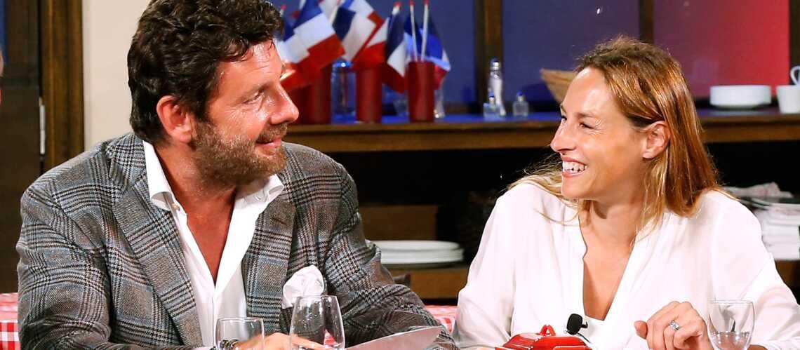 Philippe Lellouche: Vanessa Demouy «est ma muse»