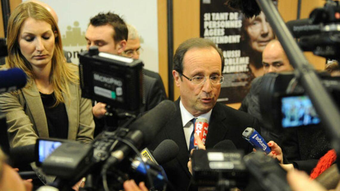 Audio- François Hollande lance sa musique officielle de campagne