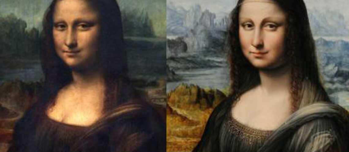 Mona Lisa a une sœur jumelle