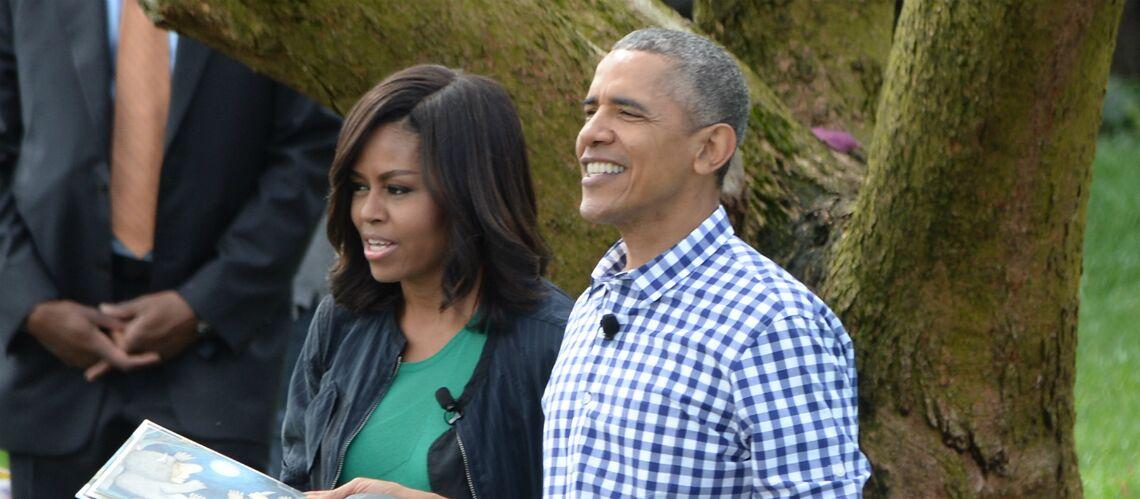 VIDEO – Barack et Michelle Obama, à la cool, en claquettes à Hawaï