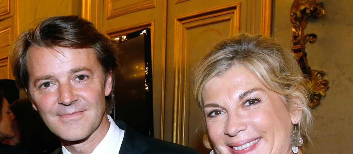 EXCLU Michèle Laroque toujours en couple avec François Baroin? La comédienne s'amuse des questions