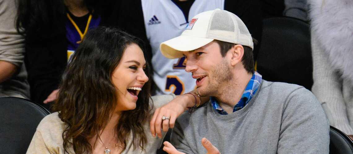 Ashton Kutcher et Mila Kunis, mariés en secret?