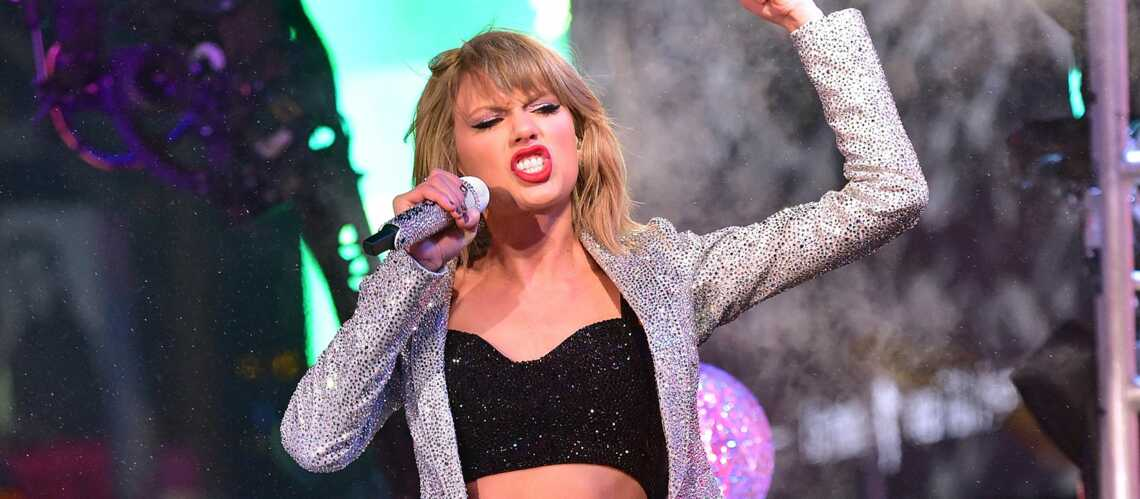 Taylor Swift n'a pas froid aux yeux