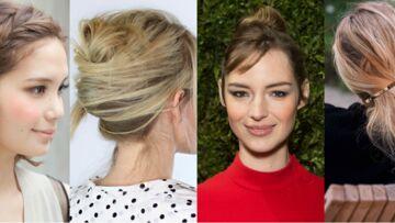 Coupe de cheveux: 30 coiffures rapides et faciles pour aller travailler
