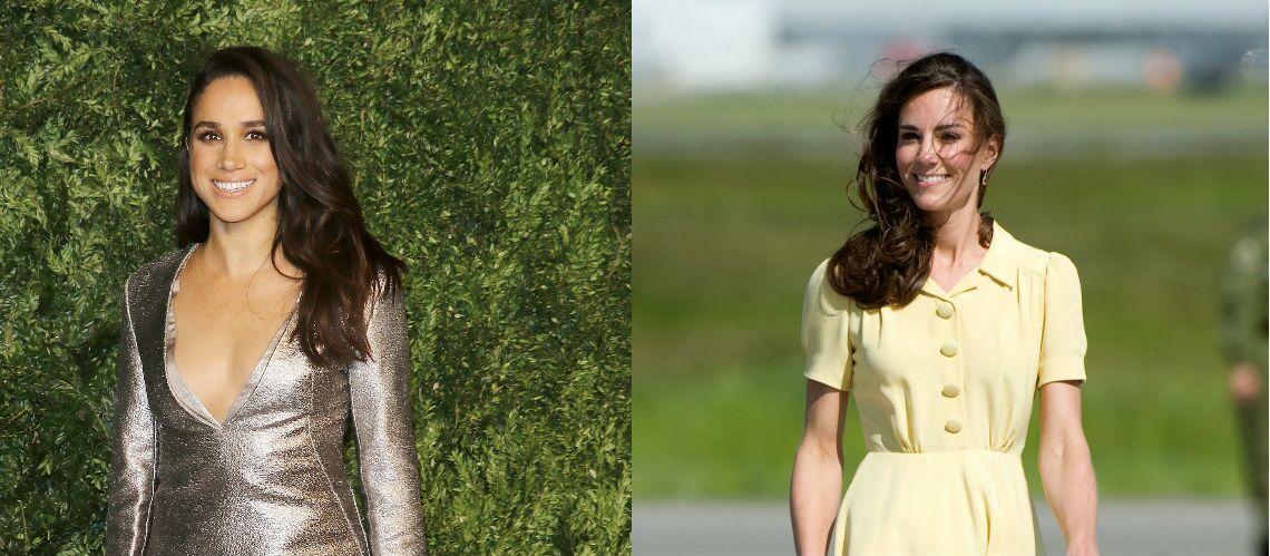 Meghan Markle et Kate Middleton sont accro au botox bio!