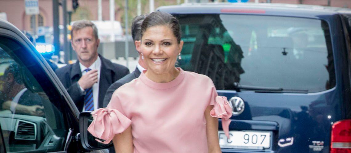 La princesse Victoria de Suède se confie sur ses problèmes avec l'anorexie