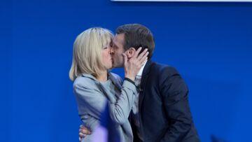 «Emmanuel Macron est très attentionné avec Brigitte. Il l'embrasse souvent…»