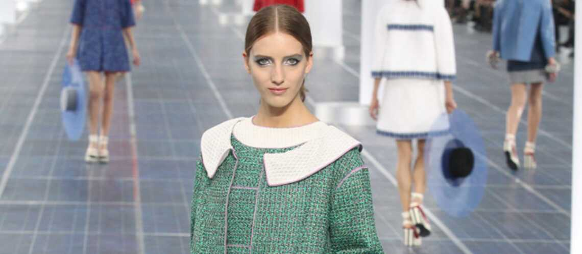 Fashion Week Prin­temps-Été 2013 – Chanel