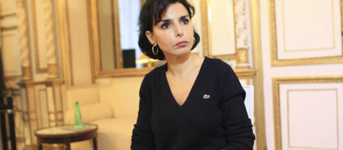 Rachida Dati est très en colère