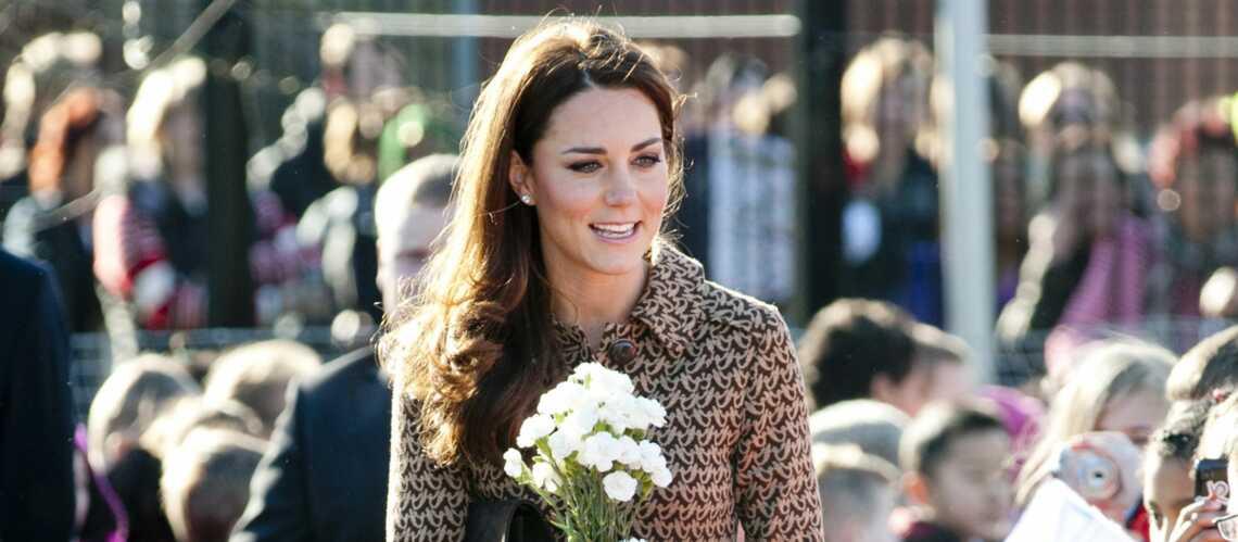 Princesse Kate au repos forcé