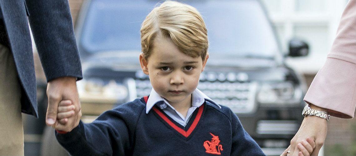 Le prince George et le «pire cauchemar de la famille royale»: victime d'une polémique malgré lui